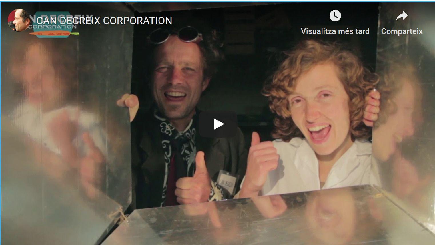 Vidéo de Can Decreix Corporation !!